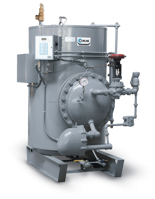 Cemline USG steam generator