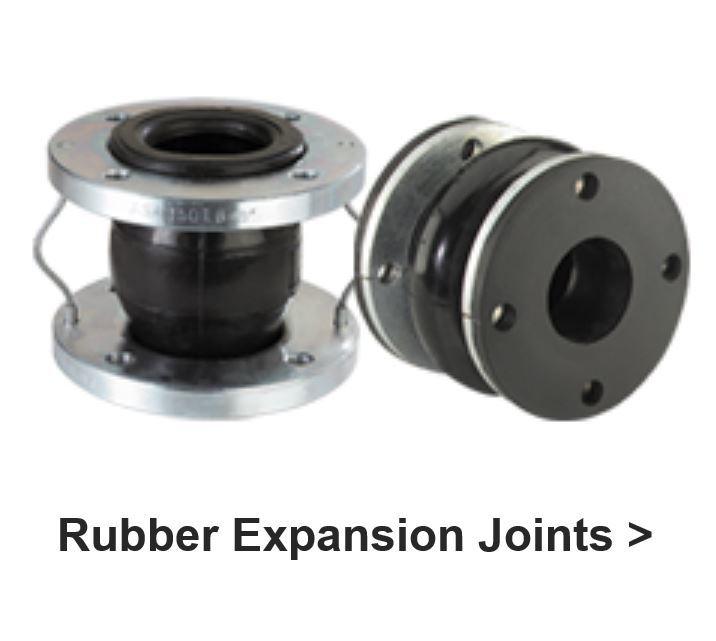 flexible connector rubber