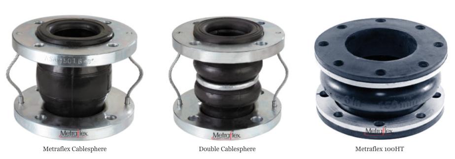 rubber pump connectors
