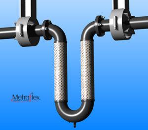 metraflex metraloop hanging down