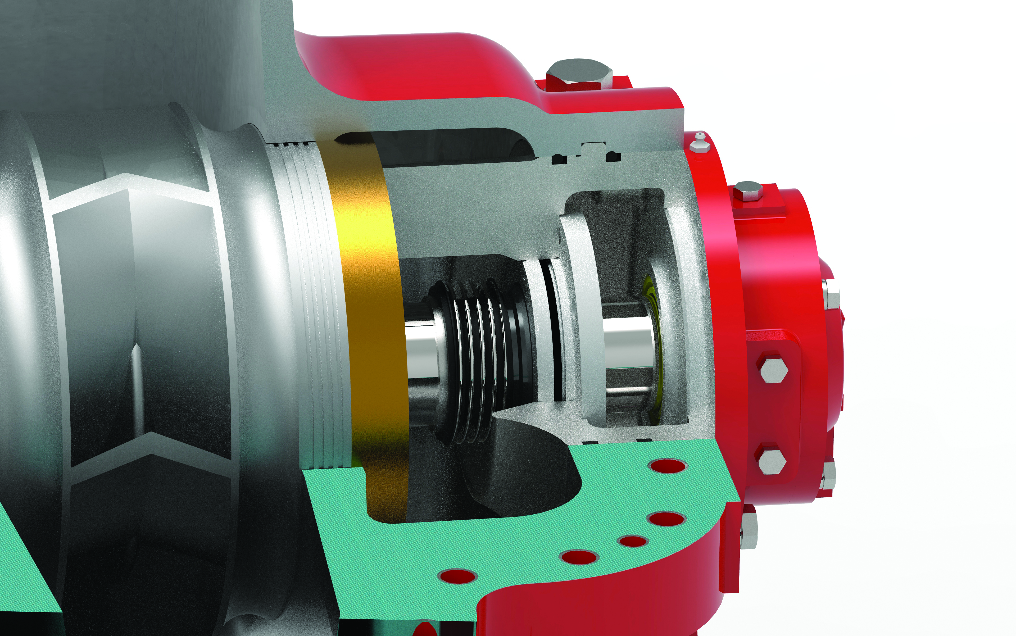 Double Suction Pump Specification: Mechanical Seals