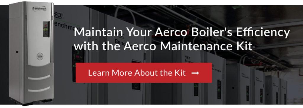 Aerco Boiler's Efficiency Maintenance Kit