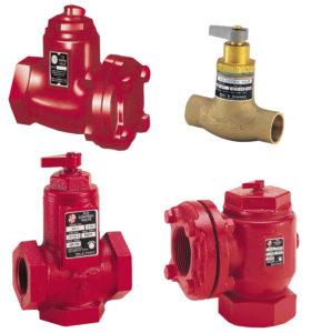 4 Flow Control valves