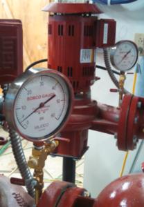 Centrifugal Pump Gauge