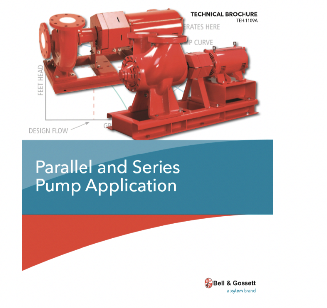 Parallel and Series Pump Application
