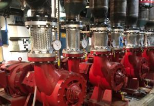 Parallel Pumps
