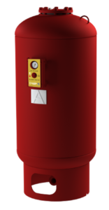 Wessels New L WessView® Bladder Tank