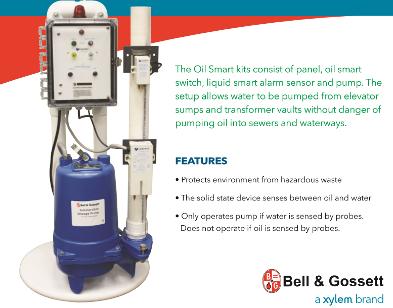 Bell & Gossett Elevator Sump Pumps