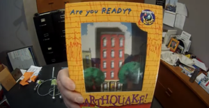 Earthquake ready