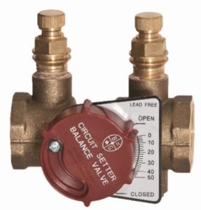 circuit setter balance valve