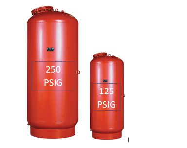 Hydronic Expansion Tank