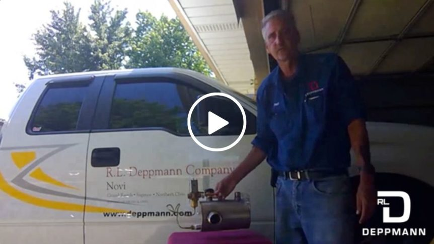 DriSteem Simple Condensate Cooler – How To Cool Condensate Down To 140 Degrees Video