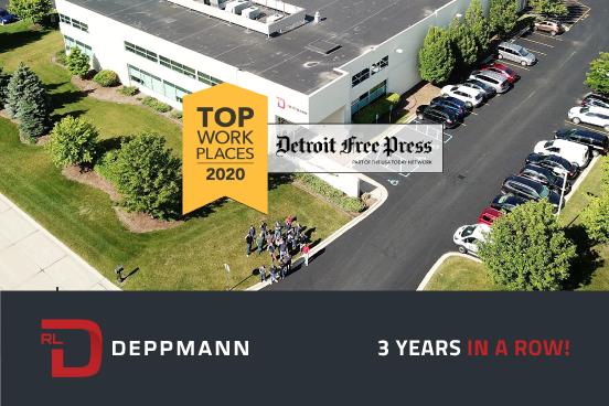 RL Deppmann Top Workplaces