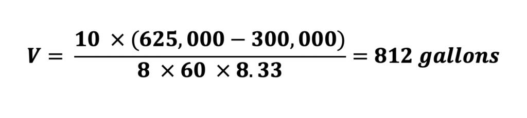 Single Formula