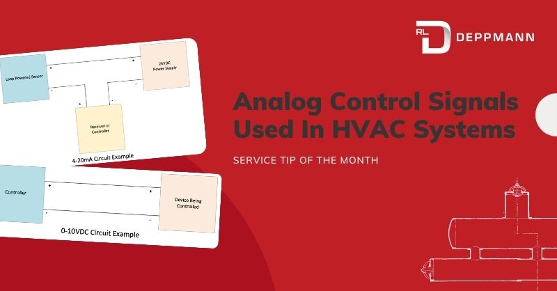 Analog Control Signals in HAVAC Systems