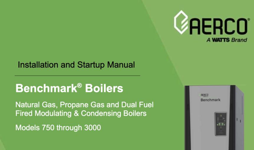 Aerco Benchmark Boilers