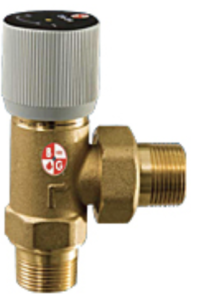 pressure differential bypass valve